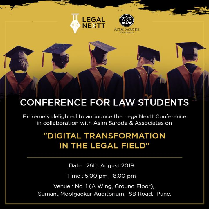 CONFERENCE FOR LAW STUDENTS